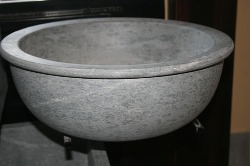 Soapstone Vessel Sink : Vessel Bowl Sinks