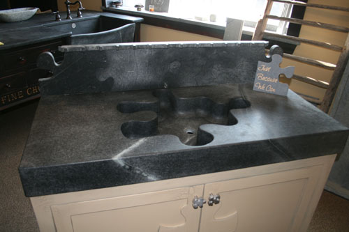 alfa img showing soap stone sink