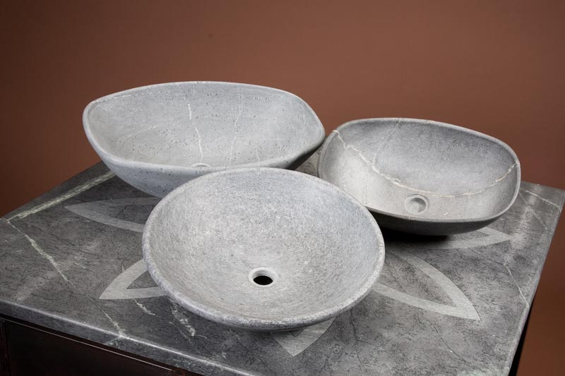 Group of vessel bowl sinks